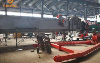 H550 CSD under construction-1