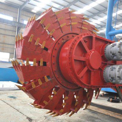 HANSEL wheel cutter head