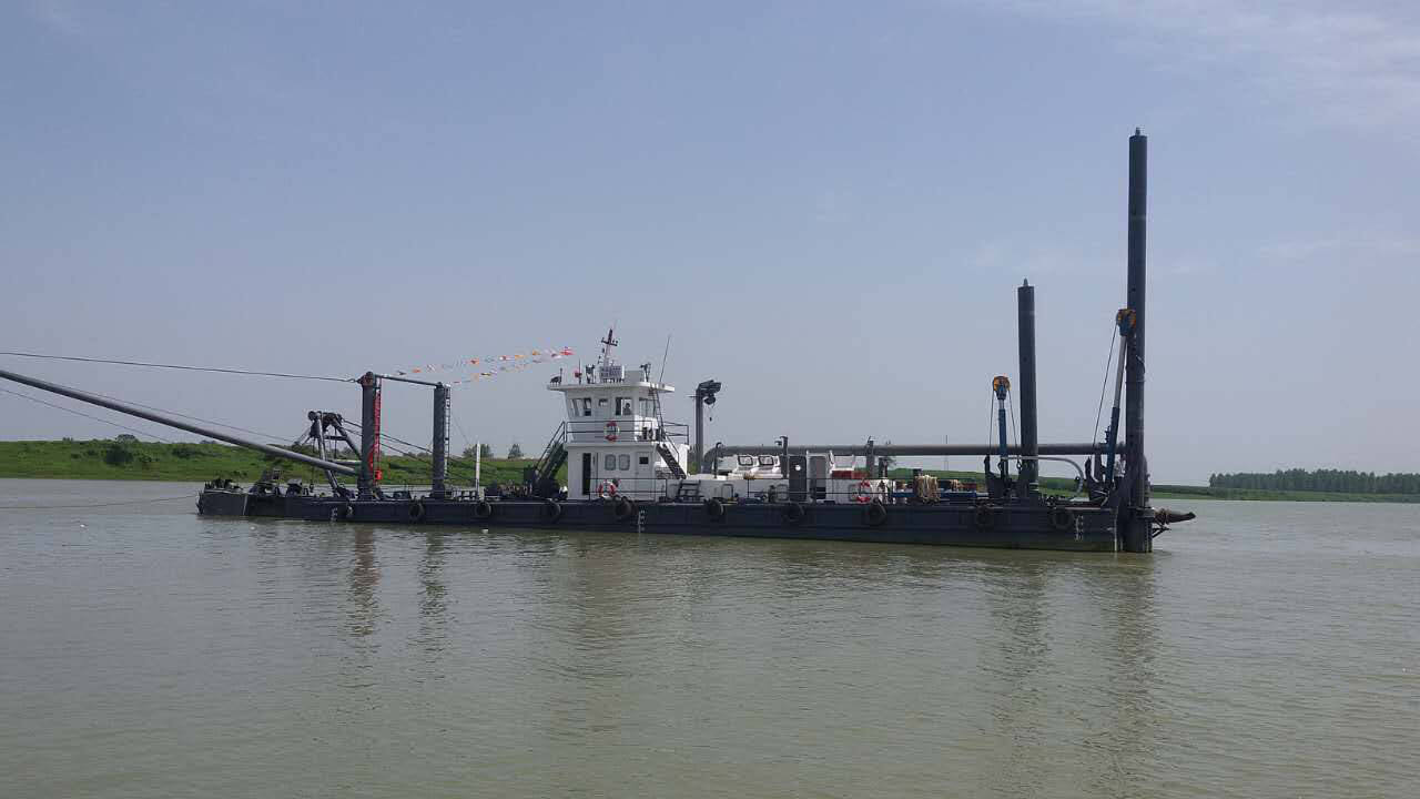 HS-40 Cutter Suction Dredger